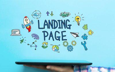 Six conseils pour une landing page optimale