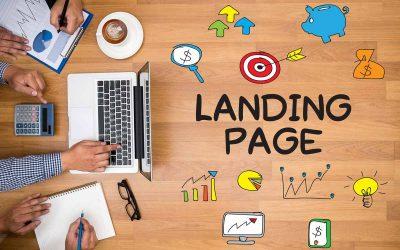 Les cinq plus grandes erreurs dans la construction d'une landing page – et comment les éviter?